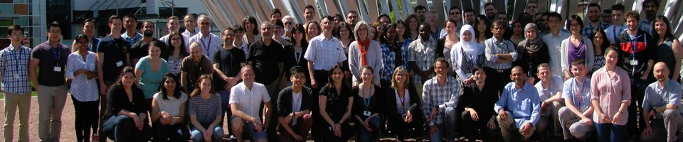 meakins respiratory research group photo