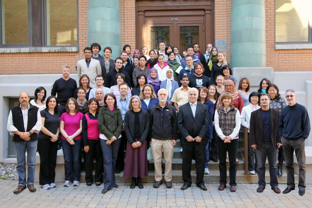 Meakins alumni group 2015
