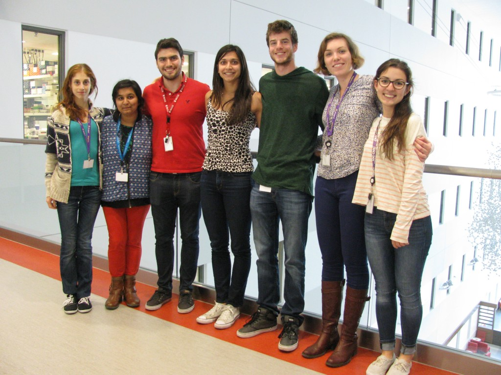 students and postdocs in respiration (SPiRE) council members
