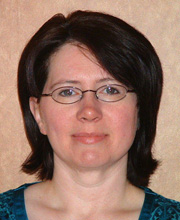 photo of carolyn baglole: research on chronic lung disease caused by cigarette smoke, COPD, emphysema