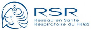 reseau en sante respiratoire du FRQS