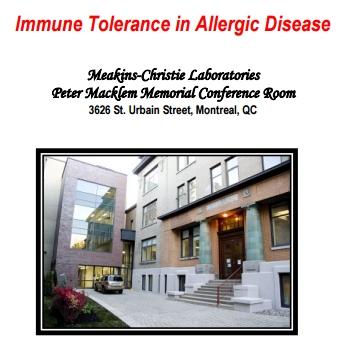immunetollerance