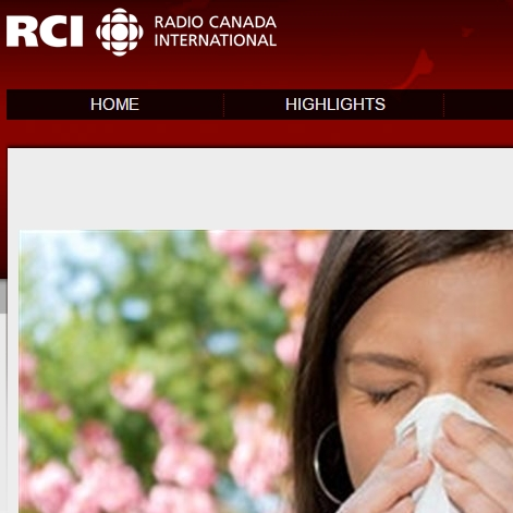 Christine McCusker: New Canadian research could lead to the end of allergies