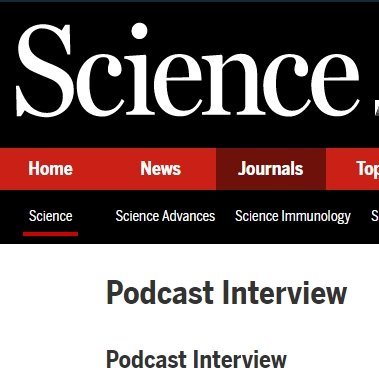 Podcast interview with Dr. Dao Nguyen about her research on the behavior of Pseudomonas aeruginosa, a common bacteria in patients with Cystic Fibrosis