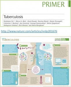 International consortium publishes the first Primer on Tuberculosis in Nature Reviews Disease Primers