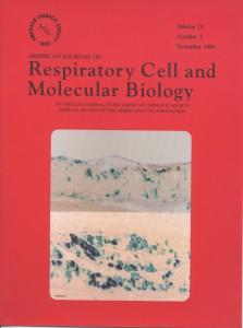 Cover: Gene transfer to the diaphragm. B Petrof