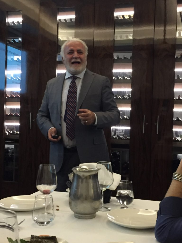 Seymour Heisler Lecture Dinner and Qutayba Hamid Farewell from the Meakins