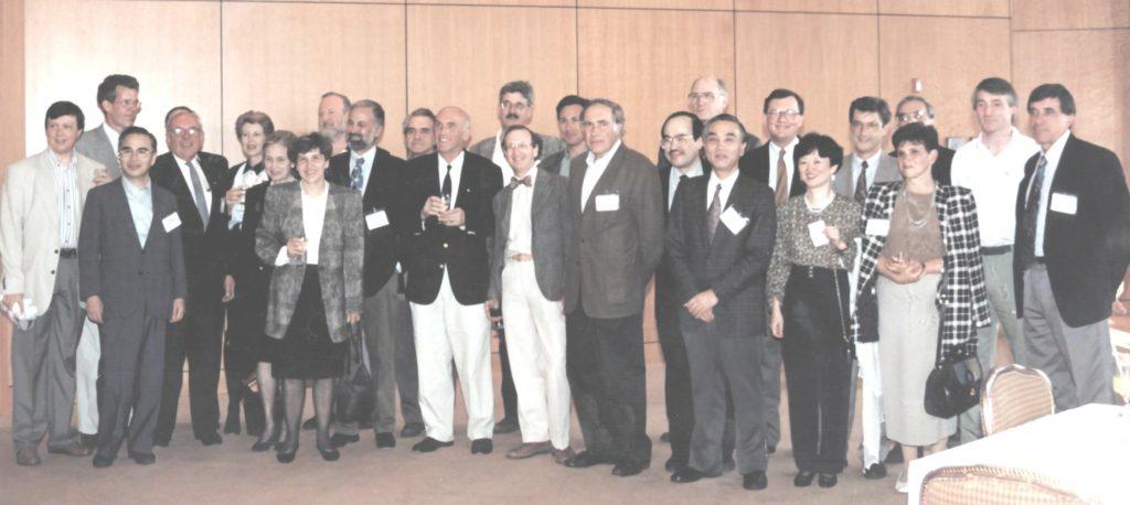 ATS Cocktail 1995 Meakins Alumni