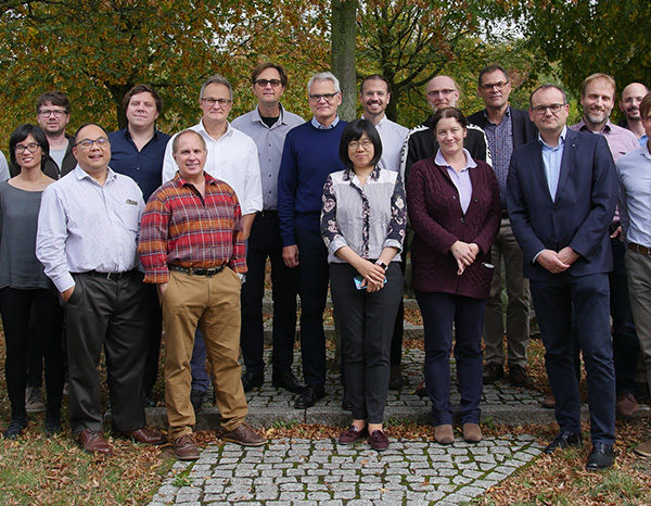 Meakins faculty delegation to Braunschweig