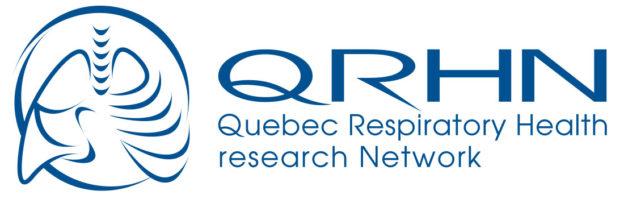 Quebec Respiratory health network logo