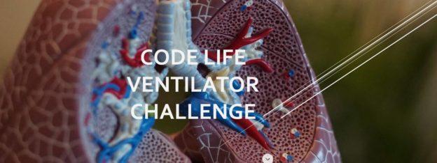 COVID-19 Code life ventilator challenge