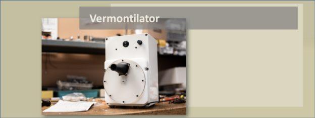 Emergency ventilator dubbed the vermontilator developed by researcherches including Jason Bates, a Meakins-Christie Alumnus