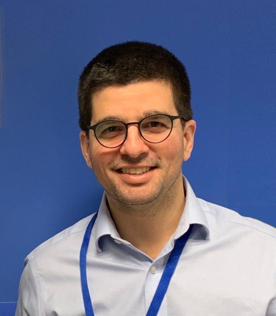 Ilan Azuelos of the Meakins-Christie Laboratories