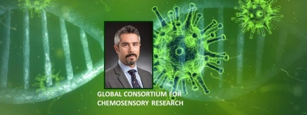 Marc Tewfik joins the Global Consortium for Chemosensory Research