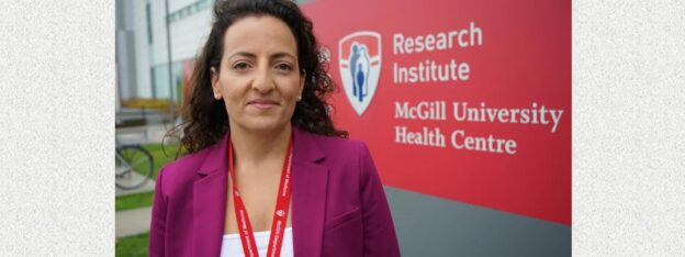 Dr. Nicole Ezer of the RI-MUHC's RESP Program is researching treatment options for COVID-19 in its early stages with mild symptoms.