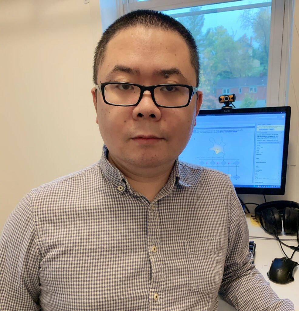 Jun Ding McGill University Meakins-Christie Laboratories