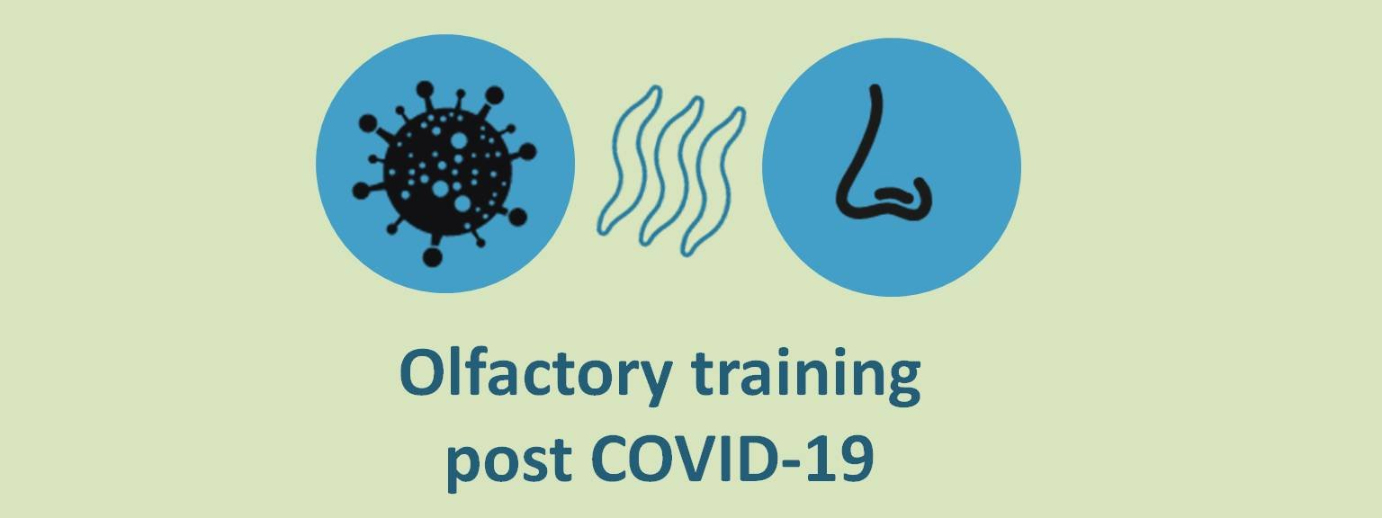 Olfactory training after COVID-19