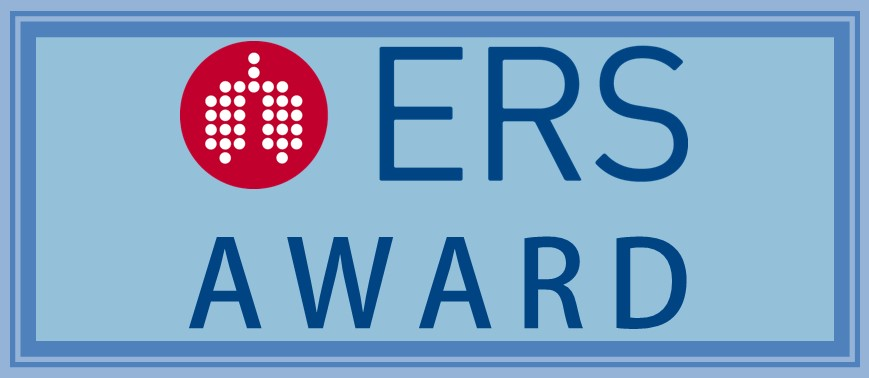 ERS Award by Meakins-Christie Laboratories faculty, student, and alumni