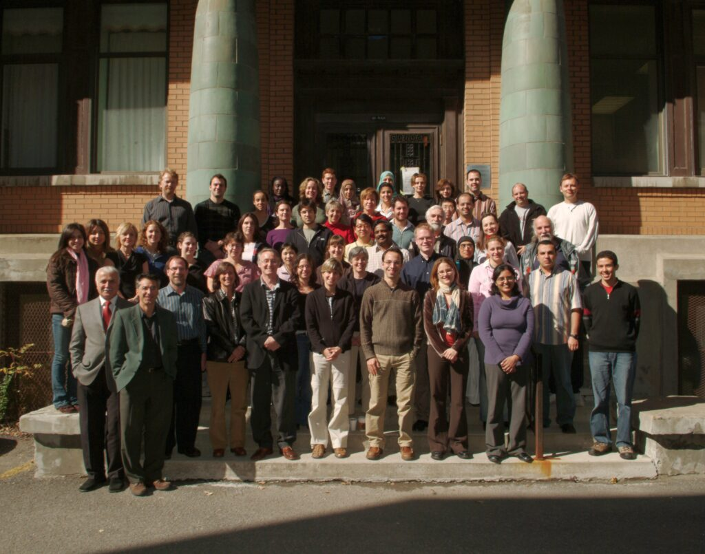 meakins-christie group photo 2006